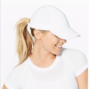 Lululemon Baller Hat Run